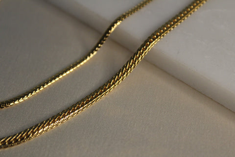 Shay Snake Chain (2 sizes)
