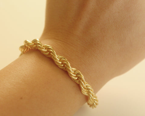 XL Rope Chain Bracelet