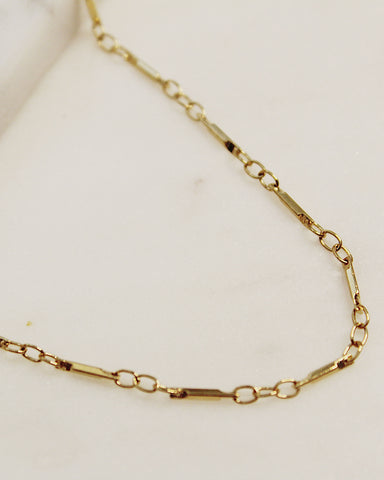 Isabel Chain Anklet