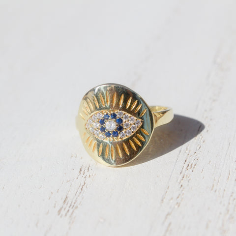 Layla Eye Ring