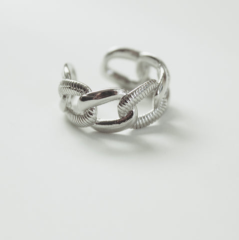 XL Textured Chain Ring