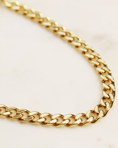 XL Cuban Chain Anklet