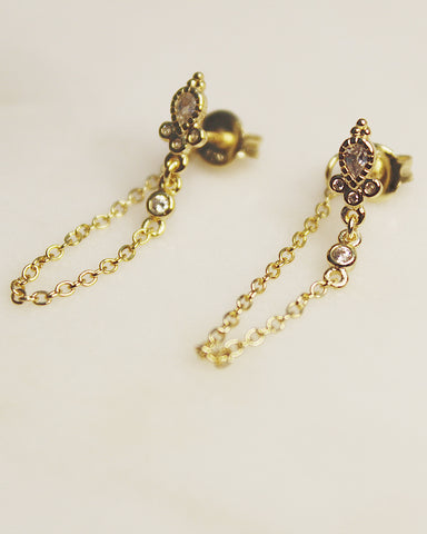 Luxx Threader earrings