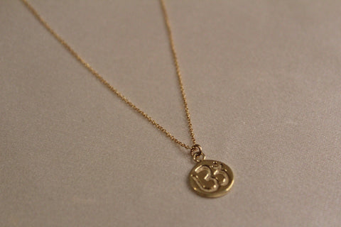 """Ohm"" Necklace"