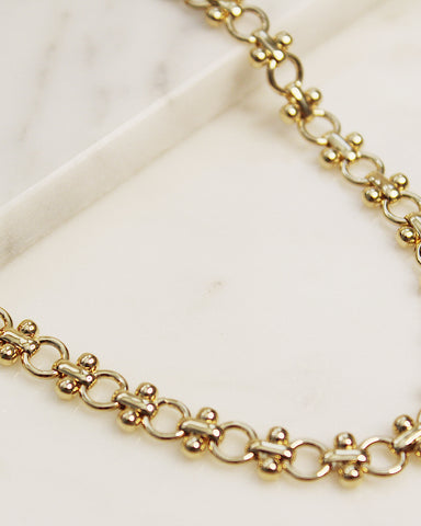 Indio Chain Anklet