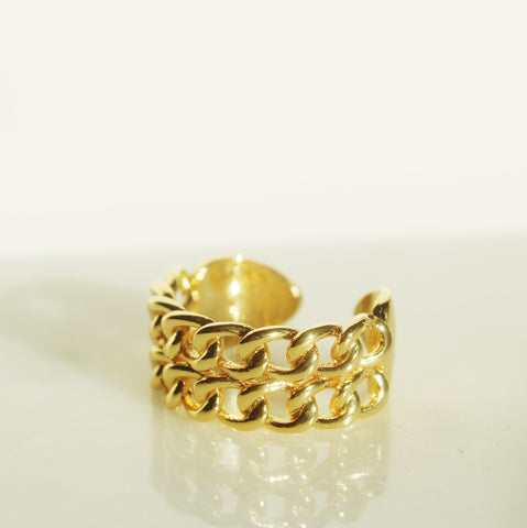Double Stacked Chain Ring