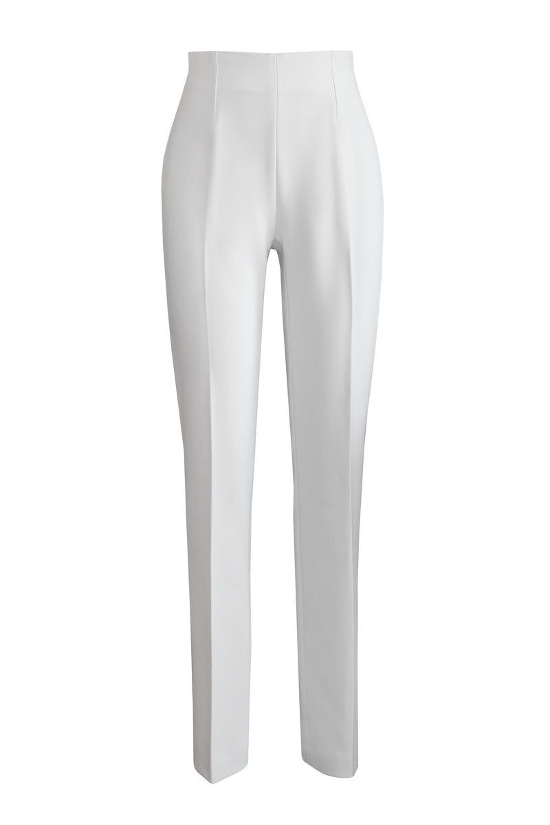 LMOMO White Cigarette Pants