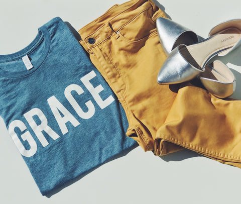 Grace Denim blue