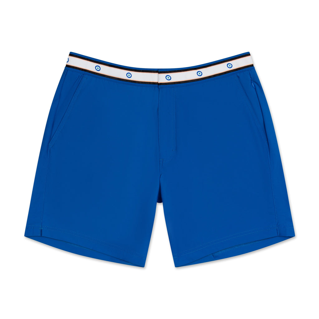 Greek Evil Eye Swim Shorts