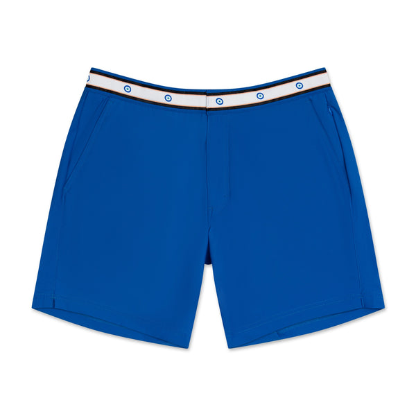 Greek Evil Eye - Athletic Stretch Swim Trunk