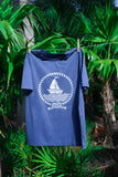 Navy Gwendolyn T-Shirt