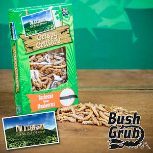 New: Bush Grub snacks!