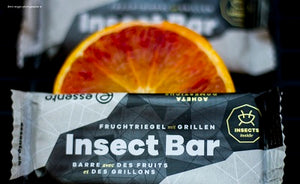 New! Essento insects bars