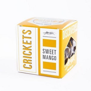 NEW: mango crickets!