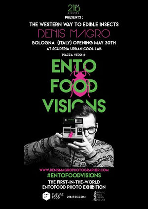 EntoFoodVisions: the exhibition