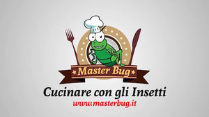 Italian recipes with edible insects