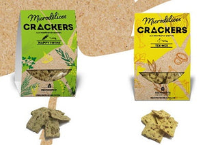 New! Micronutris crackers