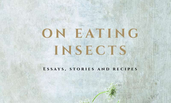 Edible insects CookBooks