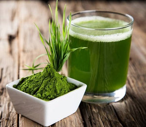 Spirulina: the miracle food