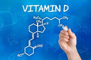 Vitamin D in edible insects