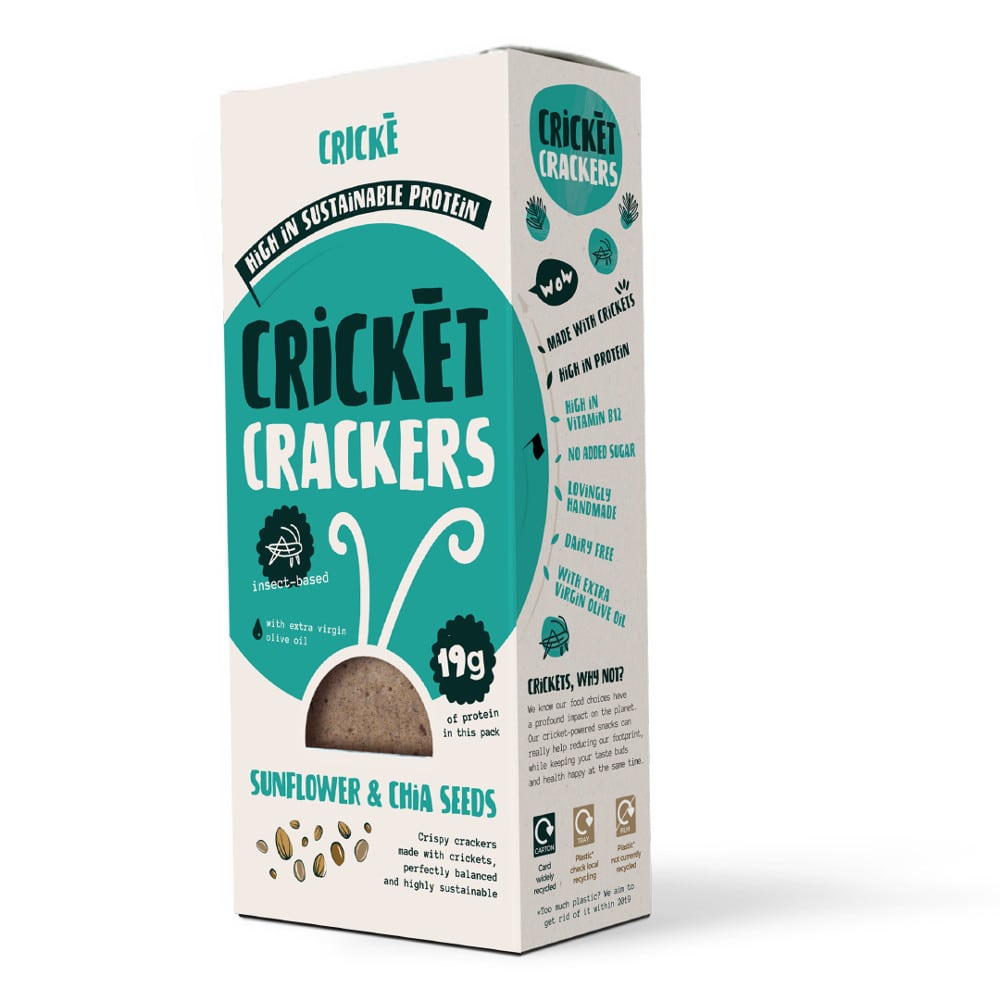 Cricke cricket crackers