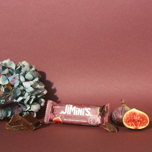 Jimini's - Chocolate and Fig insect protein bar