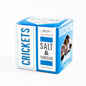 Jimini's - Crickets Salt & Vinegar