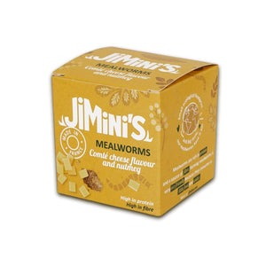 Jimini's - Mealworms Comte cheese and Nutmeg