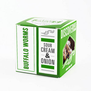 Jimini's - Buffalo Worms Sour cream & Onion