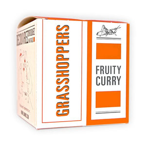 Jimini's Grasshoppers - Fruity curry