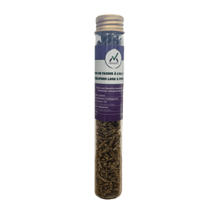Nimavert - Garlic parsley mealworms tube