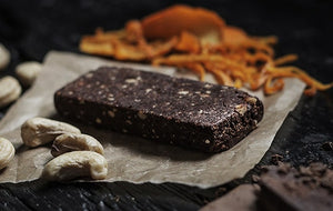 Sens Dark Choco & Orange energy bar