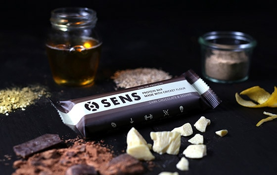 Sens Chocolate & Sesame protein bar