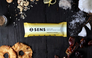 Sens Pineapple & Coconut energy bar