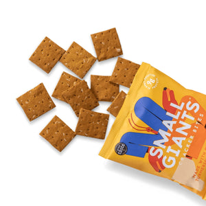 Small Giants - Turmeric & Paprika cricket crackers