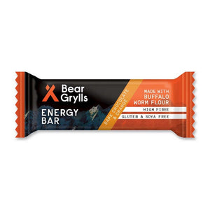 Bear Grylls Energy Bar - Dark Chocolate & Orange