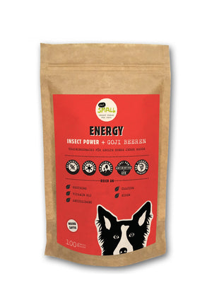 Eat Small - Energy dog treat