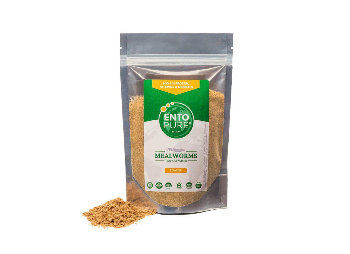 Kreka mealworms powder