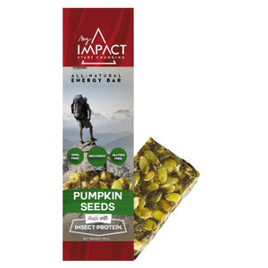 Micronutris - My Impact Pumpkin seeds energy bar