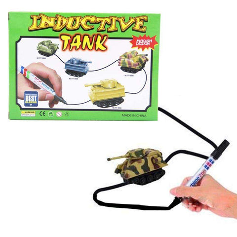 Inductive Magic Car Toy