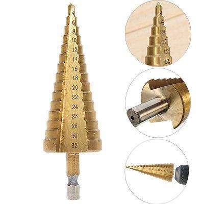 HSS™ Titanium Coated Drill Bit (3Pcs)
