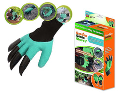 Clawed Easy Gardening Gloves