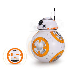 BB-8 2.4GHz RC Robot Ball Planet Boy