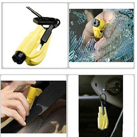 1PC Car Styling Pocket Auto Emergency Escape Rescue Tool