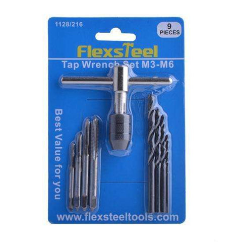 Top Quality Alloy Steel Tap and Die Set