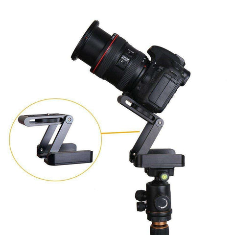 FLEZ - The Ultimate Multi-Angle Tripod Mount