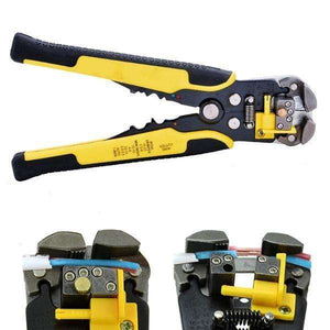 Multi-Functional Wire Stripper