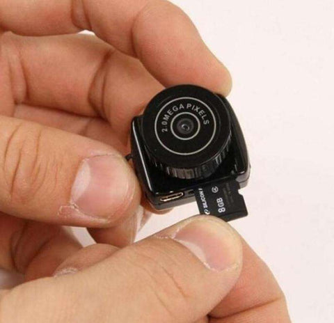 Tiny DVR Camcorder Night Vision