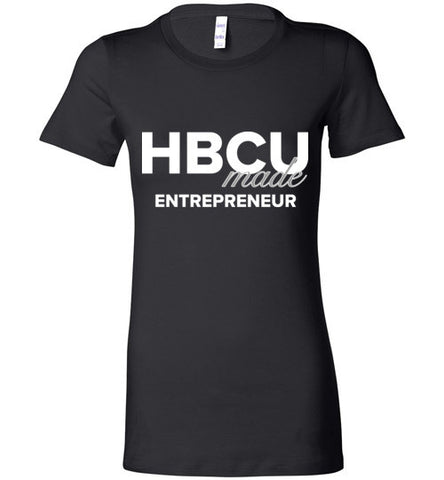 HBCU Entrepreneur Ladies Favorite Tee