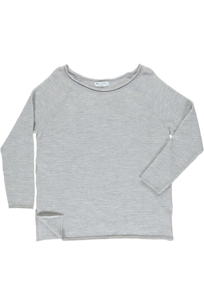 Jumper Little Waves Round Neck